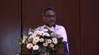 Imthiaz Bakeer Markar at the Launch of the Sinhala Exegesis of the Holy Quran